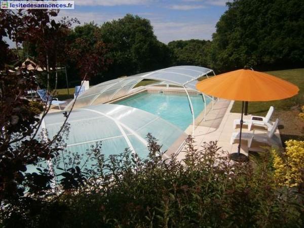 Gîtes & chambres d'hôtes GITE POUR 2 à 10 personnes, 25mn mer, piscine Pays de la Loire Vendée - lesitedesannonces.fr