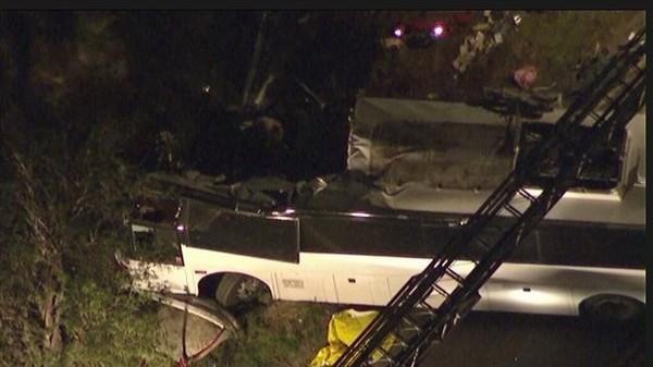 Huit morts dans un accident en Californie | Radio-Canada.ca