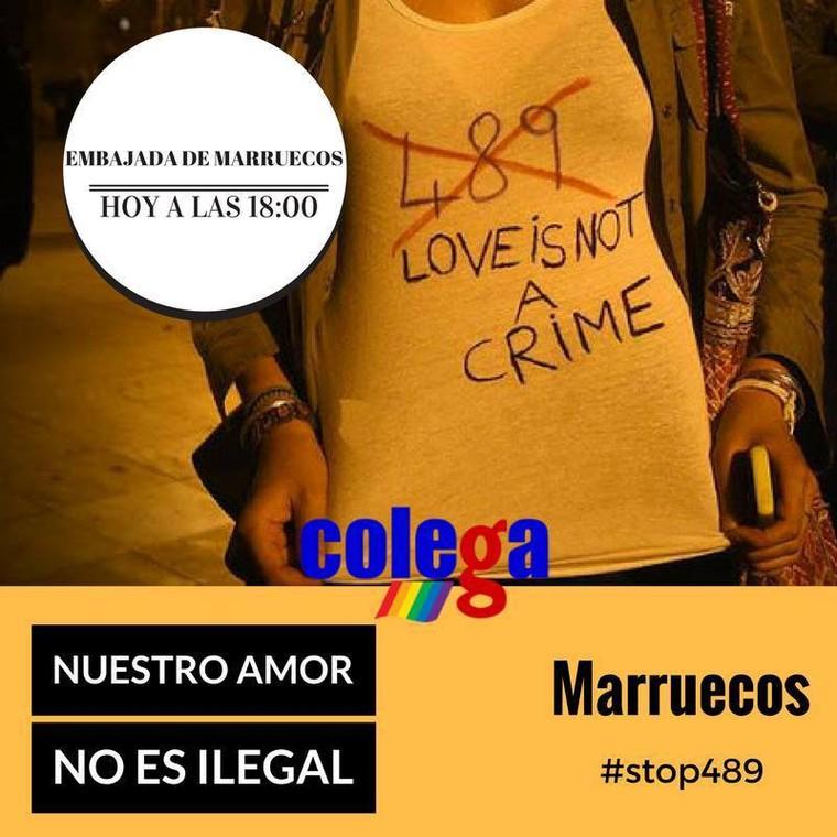 Deux gays ont été condamnés à la prison ferme, ce 24 février, par le tribunal de première instance de Tanger. - Encyclopædia of Gay and Lesbian Popular Culture