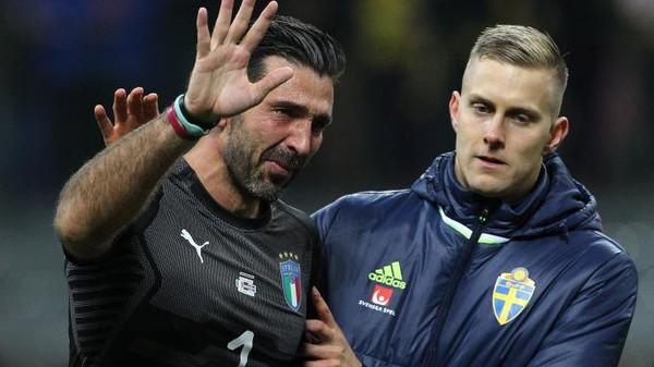 Buffon Yakin Tim Nasional Italia Akan Segera Bangkit