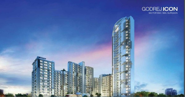 Godrej launches The Iconic Tower in Sector 88A, Gurgaon