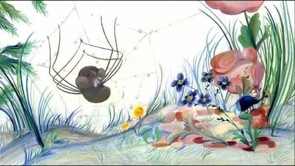 La grenouille aux souliers percés