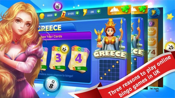 Three reasons to play online bingo games in UK | All Bingo Sites