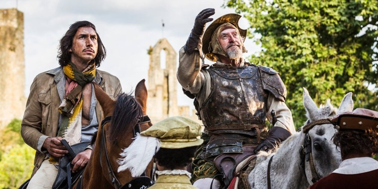 « L'Homme qui tua Don Quichotte » : Cervantes version Monty Python - LNO