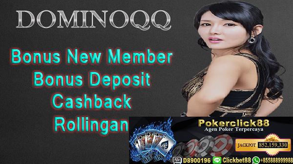 Judi Capsa Online dengan Uang Rupiah Asli | Dominoqq | Poker |