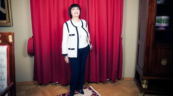 Мирей Матье: Франции нужна Россия, а России нужна Франция