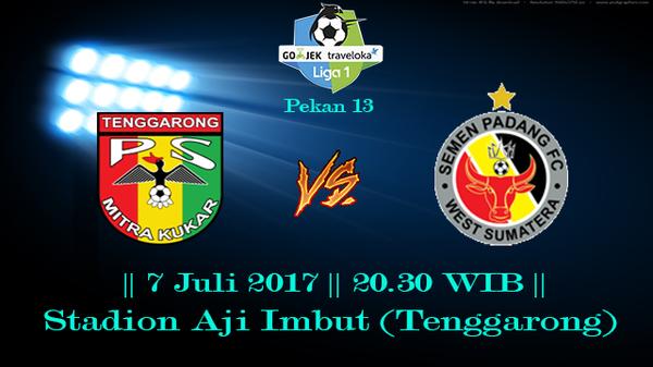 Prediksi Mitra Kukar vs Semen Padang 7 July 2017 Liga Indonesia