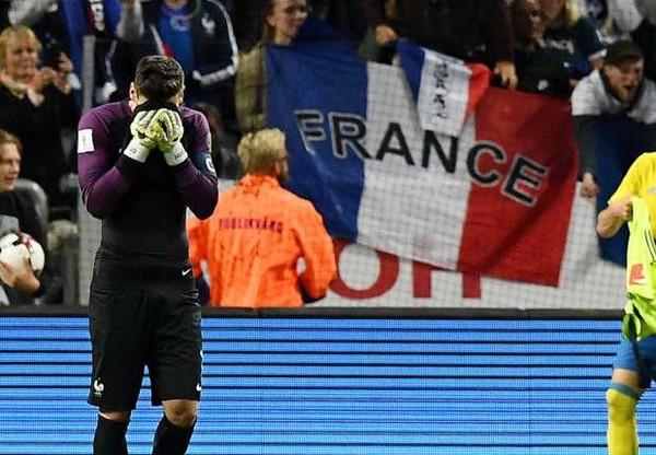 Kalah Dari Swedia, Didier Deschamps Enggan Salahkan Blunder Hugo Lloris | Berita Olahraga Terkini