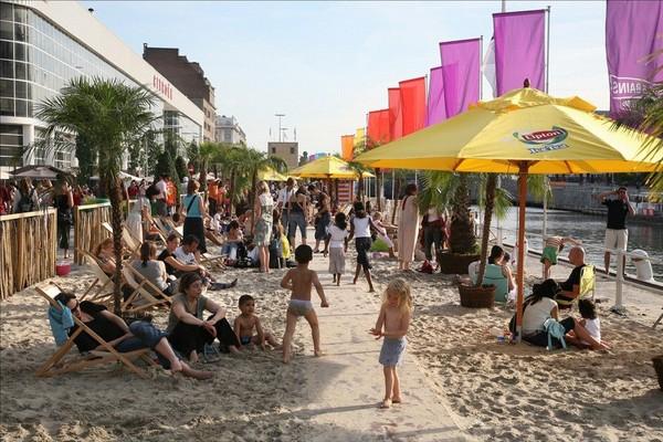 Namur-les-Bains : 30.000 visiteurs attendus pour la première édition