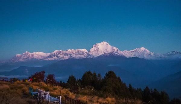 Annapurna View Trekking, Annapurna Trail, Landruk, Chhomrong Trek