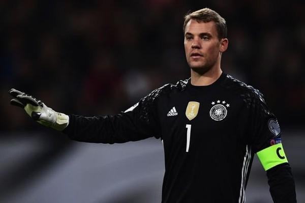 Manuel Nueuer Berikan Saran Kepada Tim Nasional Jerman