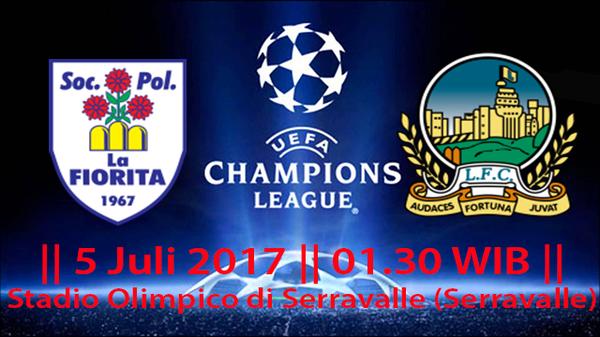 Prediksi La Fiorita vs Linfield 5 Juli 2017 Liga Champions 2017/2018