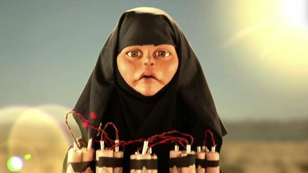 Le nouveau clip des Guignols ridiculise les djihadistes !