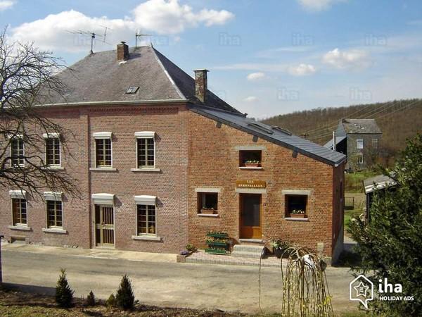 Gîte huren, Bijgebouw in Dion met 3 slaapkamers IHA 8947