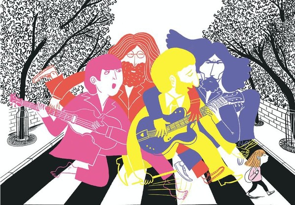 """Magali Le Huche : """"Les Beatles ont sauvé mon enfance et mon passage à la vie adulte"""""""