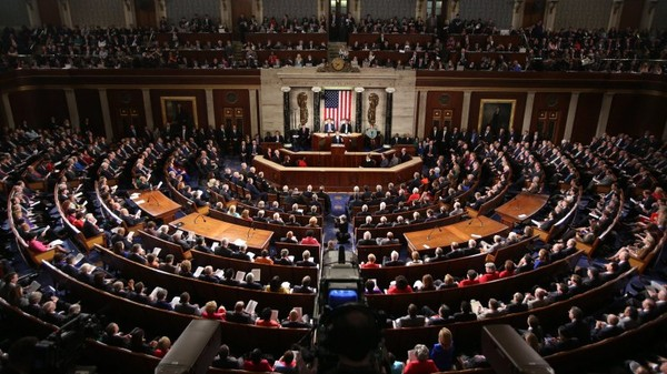 70 members of the U.S. House of Representatives go against Trump?