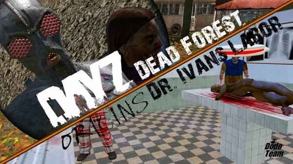 [GER] DayZ Origins - Dead Forest und Dr. Ivans Labor [German] - Dayz TV