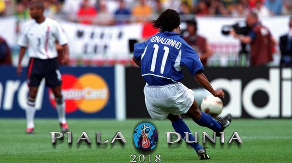 Gol Ronaldinho Pada Tahun 2002, Gol Indah Atau Hanya Kebetulan? – Piala Dunia 2018