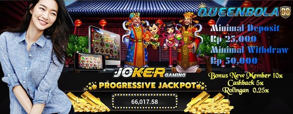 Cara Main Mesin Slot Joker123