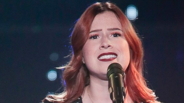 "THE VOICE 2020 - Margau chante ""En rouge et noir"" de Jeanne Mas - The Voice 