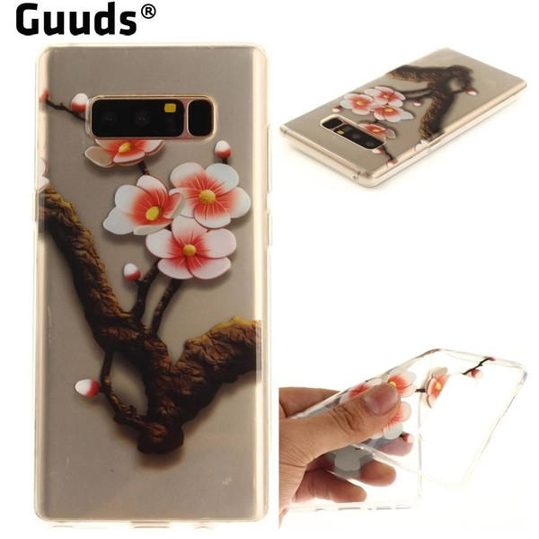 Aliexpress.com : Buy GUUDS for Samsung Note8 Phone Case Bag Coque Super Clear Soft TPU Back Cover for Samsung Galaxy Note 8 FREE SHIPPING from Reliable for samsung galaxy suppliers on GUUDS Officia...
