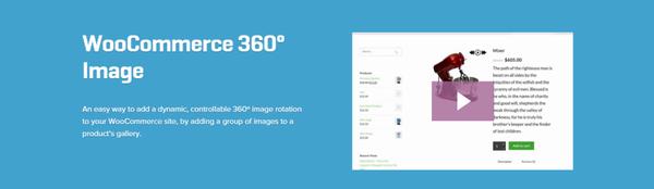 WooCommerce 360 Degrees Image Extension 1.1.0   WooCommerce Plugins