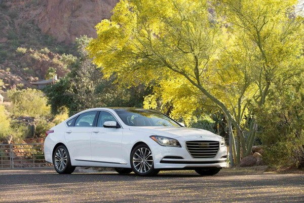 Genesis and Hyundai go separate ways