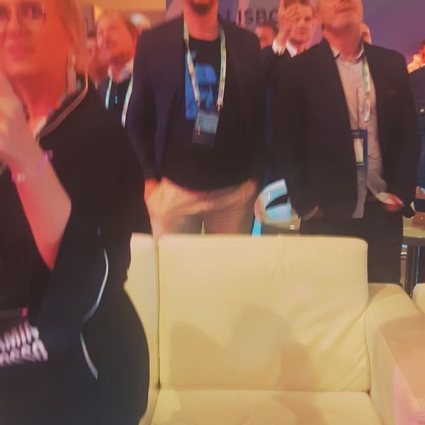 """@bbceurovision on Instagram: """"The moment the Israeli delegation found out they had won Eurovision 2018!!! 🐔🎉🎈👏👏👏 . . . . . #eurovision #eurovision2018 #israel #netta…"""""""