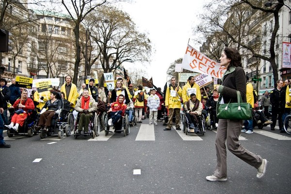 « Exclure les personnes handicapées, c'est construire une société de privilèges et d'inégalités »