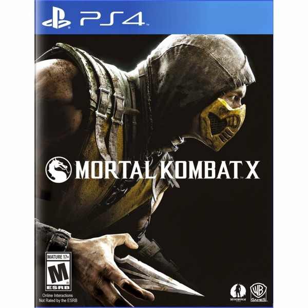PlayCorner: Mortal Kombat X