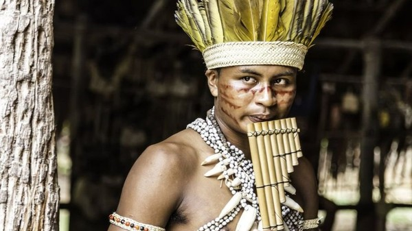DNA uncovers mystery migration to the Americas - BBC News