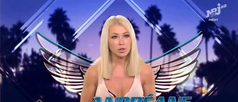 Les Anges 8 : Andréane Chamberland avoue que son couple avec Aurélie Preston était faux