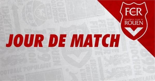 FCR - Live FC Rouen - Pacy