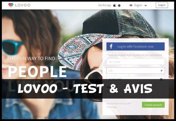 LOVOO - Avis & Test