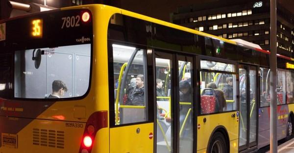Actions des services publics: une assemblée houleuse sans vote au TEC Charleroi