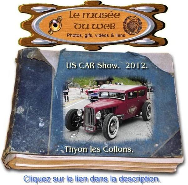 le musee du web :: Thyon les Collons. US CAR SHOW.