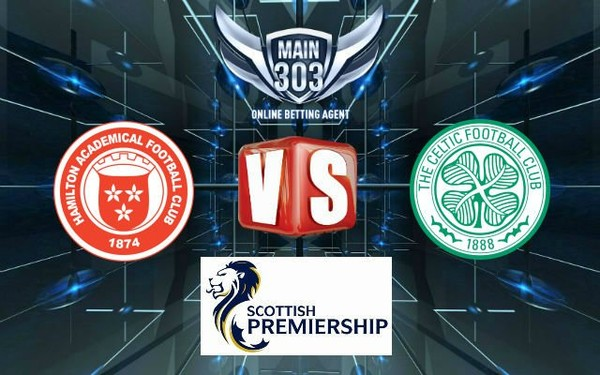Prediksi Hamilton Academical vs Celtic 4 Oktober 2015