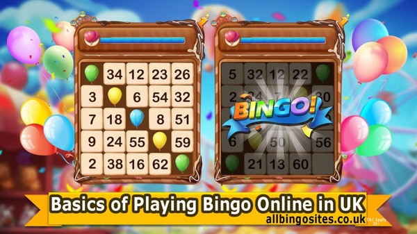 Basics of Playing Bingo Online in UK - All New Bingo Sites UK