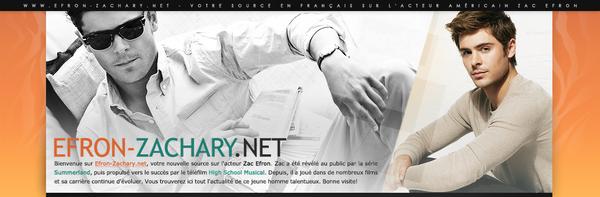 Efron-Zachary.Net | Votre source en français sur Zac Efron