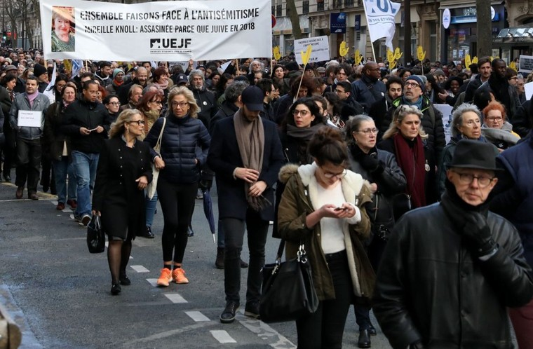 Manifeste «contre le nouvel antisémitisme»