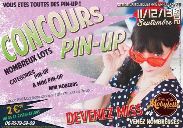 Concours de pin up Ev?nements Tarn - leboncoin.fr