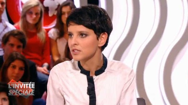 Le Petit Journal 08/02/13 - Avec Najat Vallaut- Belkacem