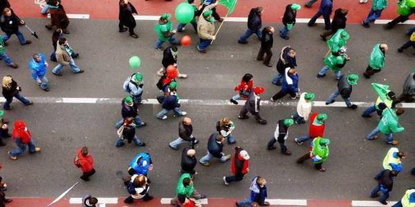 Plusieurs milliers de manifestants attendus le 1er avril à Charleroi