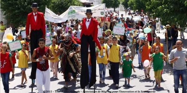 Savez-vous pourquoi les habitants de Megrine ont défilé dans les rues?