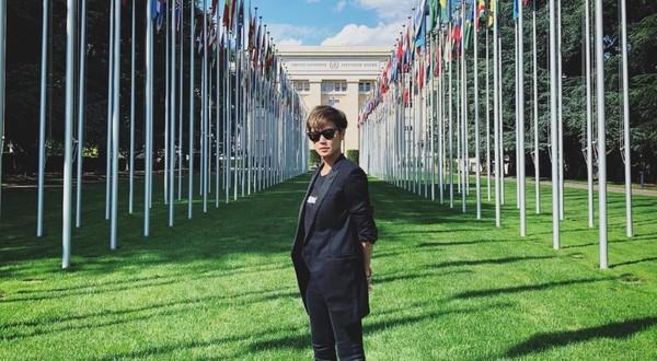 Une pop star lesbienne demande à l'ONU de retirer la Chine du conseil des droits de l'homme - TÊTU