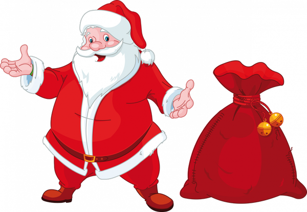 72 Awesome Noel Baba Clipart Images