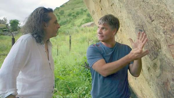 Enquêtes archéologiques - Les premiers chamanes d'Afrique du Sud - Regarder le documentaire complet | ARTE