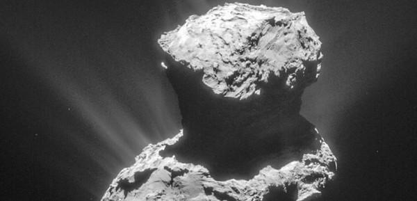 L'oxygène de la comète Tchouri est plus vieux que notre système solaire
