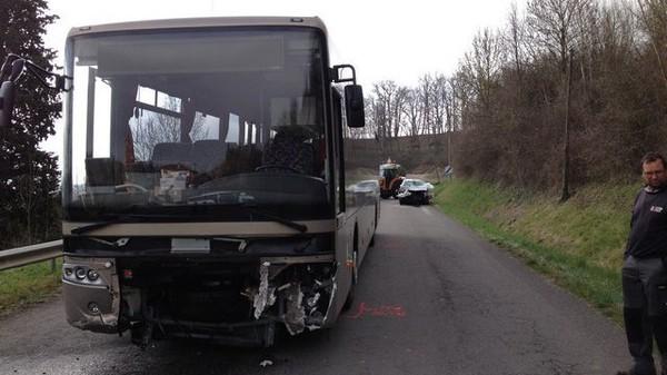 Tarn : accident de car entre Blayes-les-Mines et Carmaux – faits divers - France 3 Midi-Pyrénées
