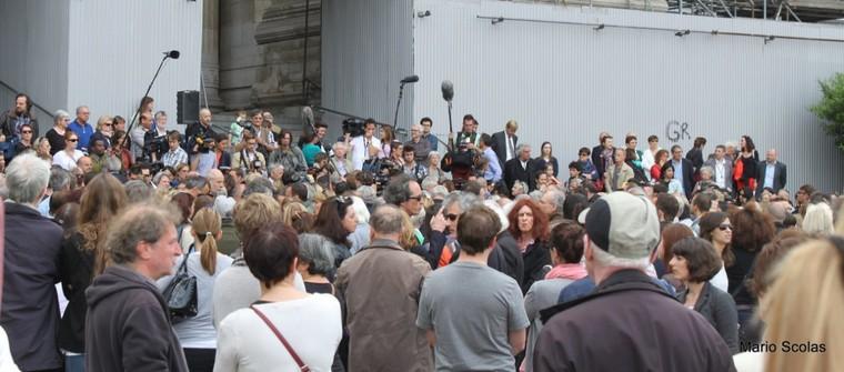 Hommage aux victimes de l'attentat antisémite à Bruxelles - Last night in Orient